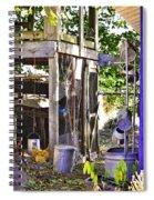 The Chicken Coop Spiral Notebook