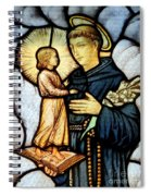 The Child Prophet Spiral Notebook