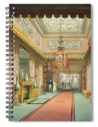 The Chinese Gallery, From Views Spiral Notebook