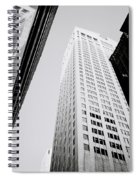 The Chippendale Building Spiral Notebook
