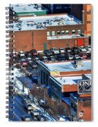 The Chippstrip II Winter 2013 Spiral Notebook