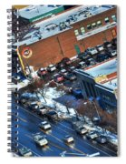The Chippstrip Winter 2013 Spiral Notebook