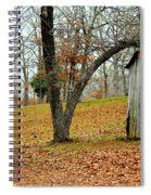 The Choice Is Up To You Spiral Notebook