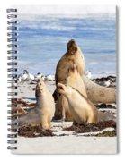 The Choir Spiral Notebook