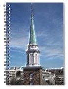 The Chosen Spiral Notebook