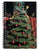 The Christmas Tree Of The Horatii Spiral Notebook