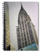 The Chrysler Spiral Notebook