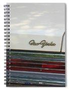 The Chrysler New Yorker  Spiral Notebook
