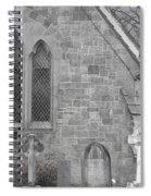 The Church 2 Spiral Notebook
