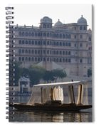The City Palace, India Spiral Notebook
