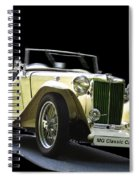 The Classic Mg Spiral Notebook