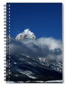 The Clearing Storm Spiral Notebook