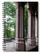 The Cloisters Spiral Notebook