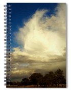 The Cloud - Horizontal Spiral Notebook