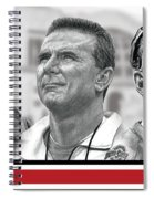 The Coaches Spiral Notebook
