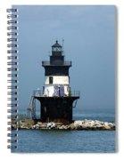 The Coffee Pot Lighthouse Spiral Notebook