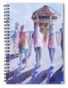 The Color Of Friendship Spiral Notebook
