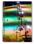 The Color  Of Fun  Spiral Notebook