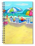 The Color Of Summer  Spiral Notebook