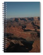 The Colorado River At Dead Horse State Park Spiral Notebook