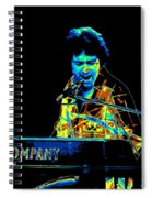 The Colorful Sound Of Bad Company 1977 Spiral Notebook