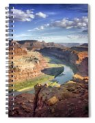 The Colors Of Canyonlands Spiral Notebook