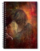 The Colors Of Love Spiral Notebook
