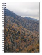 The Colors Of The Smokies Spiral Notebook