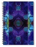 The Comb Spiral Notebook