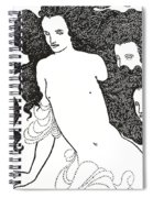 The Comedy Of The Rhinegold Spiral Notebook