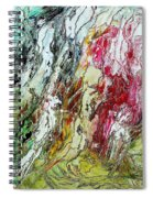 The Coming Storm Spiral Notebook