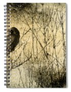 The Common Crow Spiral Notebook