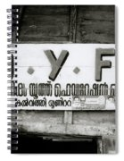 The Communist Party Spiral Notebook