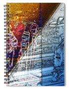 The Competitors Spiral Notebook