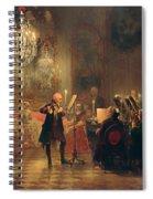 The Concert Spiral Notebook