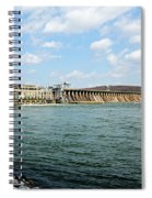 The Conowingo Dam Spiral Notebook