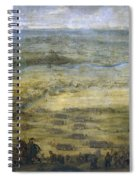 The Conquest Of Lleida Spiral Notebook