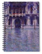The Contarini Palace Spiral Notebook