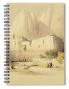 The Convent Of St. Catherine Spiral Notebook
