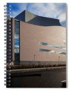 The Convention Centre Dublin , Dublin Spiral Notebook