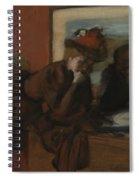 The Conversation, 1885-95 Spiral Notebook