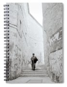 The Coptic Priest Spiral Notebook