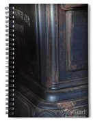 The Corner Stove Spiral Notebook