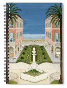 The Cote Dazur, 1981 Spiral Notebook