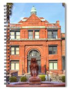 The Cotton Exchange Building Spiral Notebook