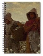 The Cotton Pickers Spiral Notebook