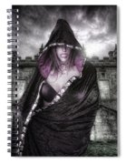 The Countess 2.0 Spiral Notebook