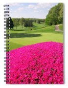 The Country Club Spiral Notebook