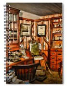 The Country Doctor Spiral Notebook