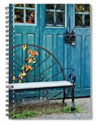 The Country Forge Spiral Notebook
